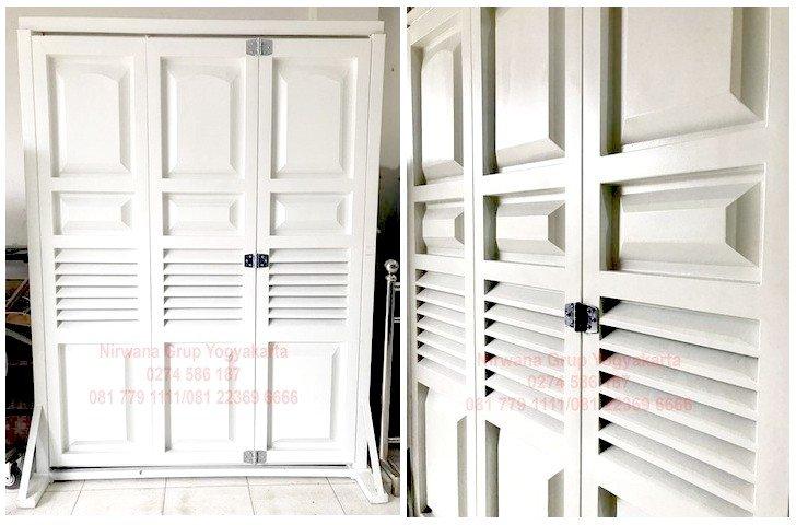 Pintu Lipat Dorong Standar